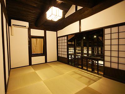けやきの杜 和室…茶室としてご利用いただけます
